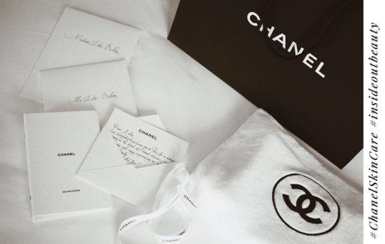 #ChanelSkinCare 1/2